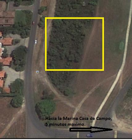 Land lot las Palmas 36